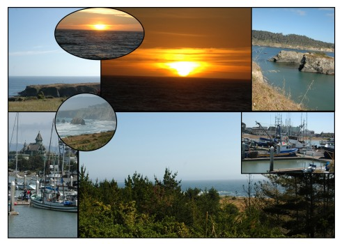 North Coast Collage 1