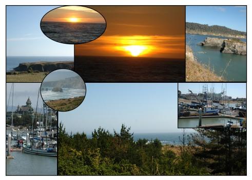 North Coast Collage 1